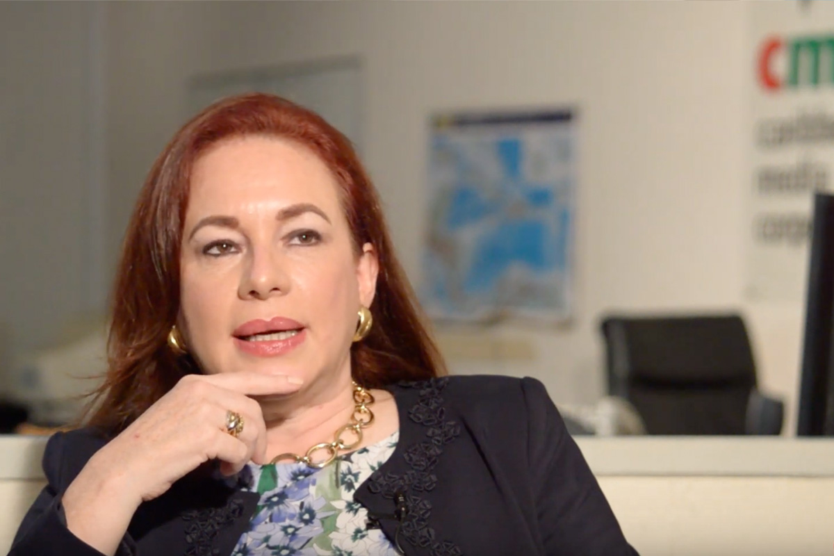 A CMC Interview – The Dialogue with María Fernanda Espinosa