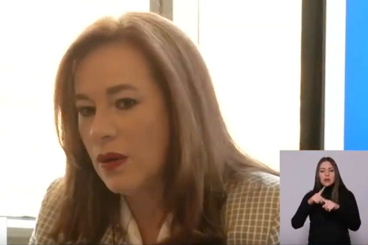 """WITHIN THE OAS THERE MUST BE A STRONG MULTILATERAL SYSTEM"": MARIA FERNANDA ESPINOSA"